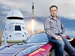 SpaceX запустила спутник-шпион и посадила девятую по счету первую ступень
