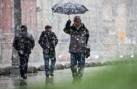 Во вторник в Москве выпадет около 10% месячной нормы осадков
