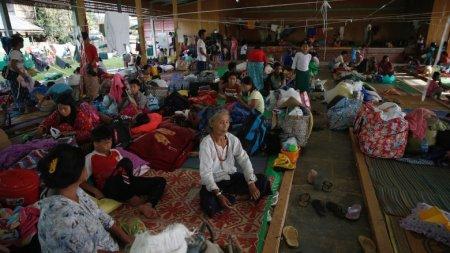 Роспотребнадзор предупредил о вспышке лихорадки Денге в Мьянме