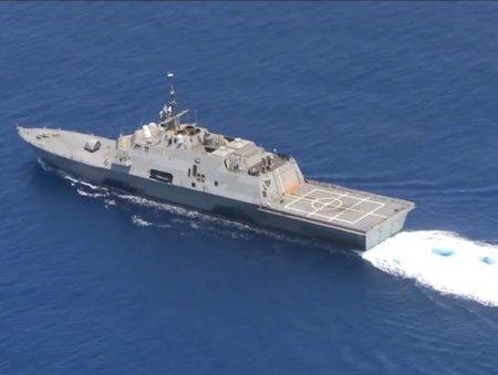В Персидском заливе Китай, Иран, США и Катар провели военные учения