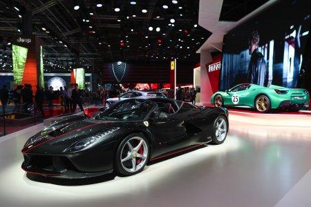 Sotheby's и Ferrari проведут крупнейший аукцион в истории автомобильного бренда