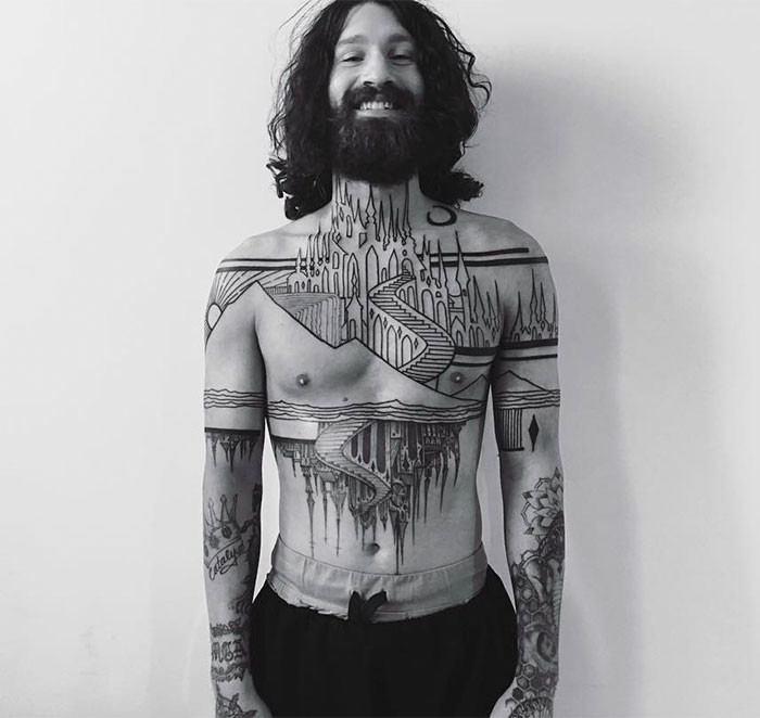 tattoos are unneccesary It is a competition between 16 tattoo artists to find out who will provide the finest tattoos and become ink master i find unnecessary is the needless.