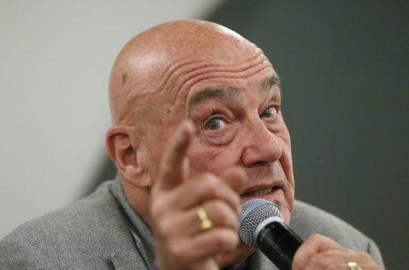 Познер отказался явиться на «баттл» по вызову Сергея Шнурова