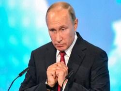 Путин снизил президентскую зарплату на 2018 год