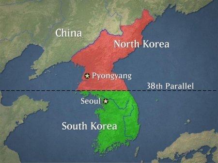 США направили к Корейскому полуострову две атомные подлодки