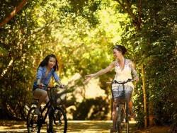 Поездка на велосипеде на работу может заменить тренировку в спортзале