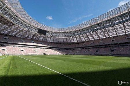 Любители футбола «застряли» в «Лужниках» после матча России с Аргентиной (фото)