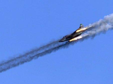 СМИ: За две недели бомбардировок пригорода Дамаска убиты 100 человек