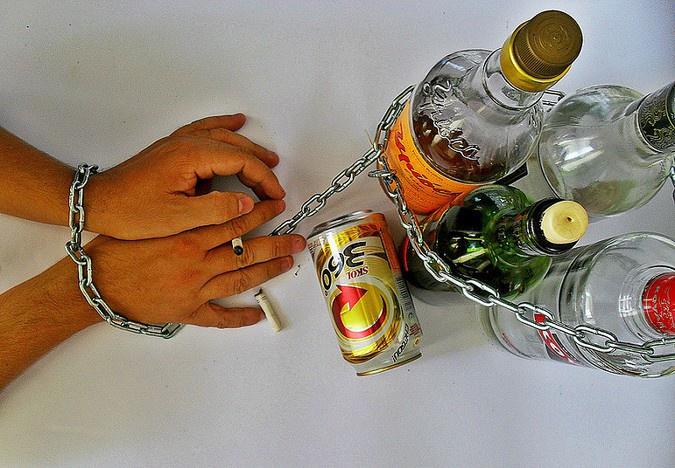 Как сделать порчу на пьянку