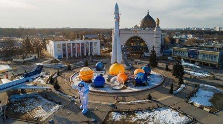 Посетители ВДНХ насладятся аудиовизуальным шоу о покорителях космоса