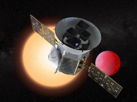 Телескоп TESS приступил к работе