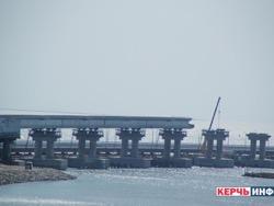 Железнодорожный крымский мост: фото