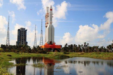 Китай создаёт возвращаемую ступень по образцу Falcon 9