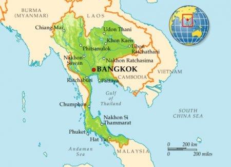 В Таиланде задержали нелегала из России