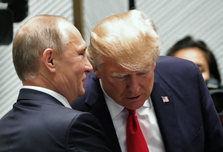 Назван главный страх Запада по поводу встречи Путина с Трампом