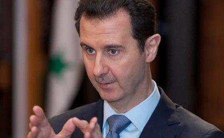 Асад сдался Америке