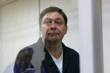 Адвокат сообщил об ухудшении здоровья Вышинского из-за плохого питания в СИЗО