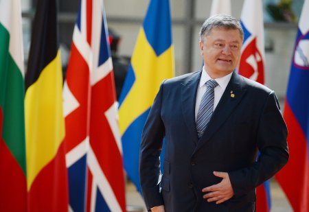 """Порошенко поблагодарил """"Большую семёрку"""" за сигнал поддержки Украины"""