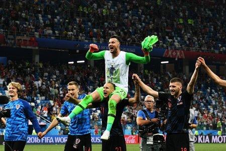 ФИФА вынесла предупреждение вратарю сборной Хорватии за майку с фото друга