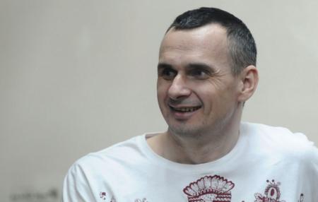 Сенцов сообщил в письме о состоянии своего здоровья