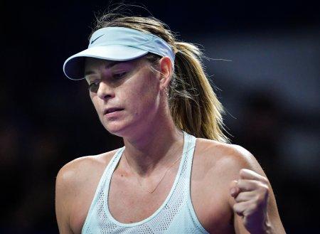Мария Шарапова вышла во второй круг турнира в Монреале