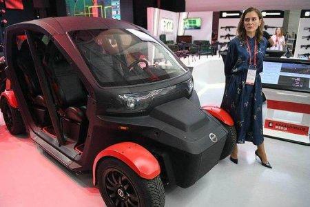 Сделано в России: электромотоцикл и электромобиль для гражданского рынка