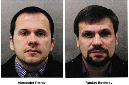 Британский МИД прокомментировал интервью Боширова и Петрова