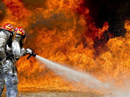 Минобороны Украины заявило о ликвидации пожара на арсенале под Черниговом