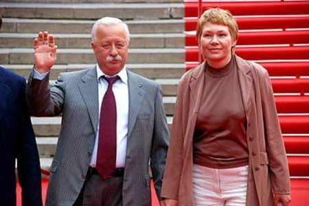 Леонид Якубович уже давно проживает отдельно от супруги